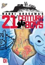 Urasawa, Naoki Naoki Urasawa`s 21st Century Boys 1