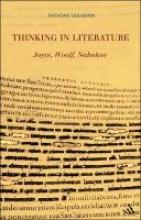 Uhlmann, Anthony Thinking in Literature