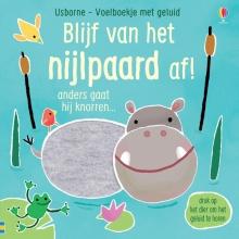 , Blijf van het nijlpaard af!