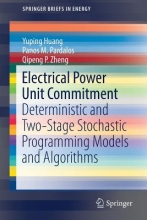 Huang, Yuping Electrical Power Unit Commitment