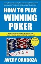 Cardoza, Avery How to Play Winning Poker