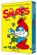 Peyo The Smurfs 10-12