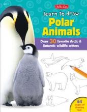 Robbin Cuddy Learn to Draw Polar Animals