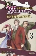 Kuroda, Kenji Miles Edgeworth: Ace Attorney Investigations 3