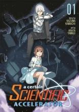 Kamachi, Kazuma A Certain Scientific Accelerator Vol. 1