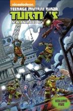Walker, Landry Q.,   Allor, Paul Teenage Mutant Ninja Turtles New Animated Adventures 5