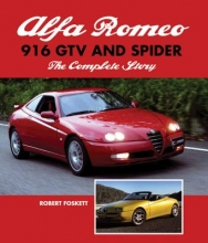 Robert Foskett Alfa Romeo 916 GTV and Spider