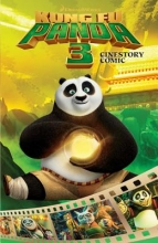 Kung Fu Panda 3 Cinestory Comic