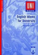 Humphrey, Richard English Idioms for University