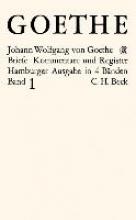 Goethe, Johann Wolfgang von Briefe der Jahre 1764 - 1786