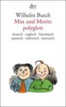Busch, Wilhelm Max und Moritz, polyglott