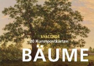 Postkartenbuch Bäume