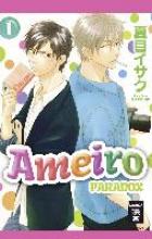 Natsume, Isaku Ameiro Paradox 01