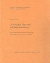 Rüger, Elisabeth Die römischen Terrakotten von Nida-Heddernheim