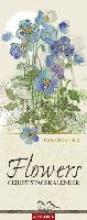 Jane Crowther - Geburtstagskalender Flowers