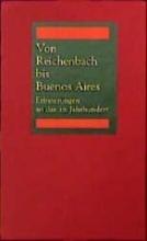 Von Reichenbach bis Buenos Aires