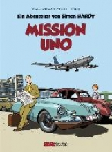 Brremaud, Frederic Simon Hardy, Band 1, Die UNO-Mission