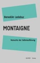 Ledebur, Benedikt Montaigne