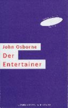 Osborne, John Der Entertainer
