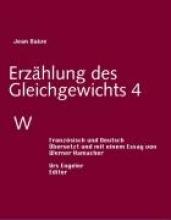 Daive, Jean Erzhlung des Gleichgewichts 4 - W