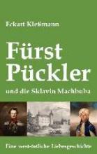Kleßmann, Eckart Frst Pckler und die Sklavin Machbuba