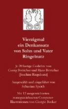 Speich, Sebastian Vierzigmal ein Denkansatz von Sohn und Vater Ringelnatz