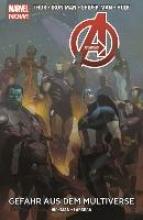 Hickman, Jonathan Avengers - Marvel Now! 04 - Gefahr aus dem Multiverse