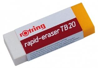 , Gum rOtring TB20 65x23x10mm potlood/inkt
