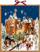 Weihnacht auf der Burg Wandkalender