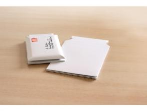 , envelop Raadhuis 238x312mm karton wit 100 stuks