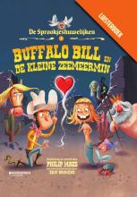 Philip Maes , Buffalo Bill en de kleine zeemeermin met luisterboek