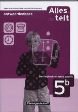 Alles telt-2e dr Antwoordenbk 5B Leerlbk+Werkschr
