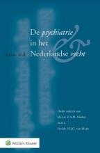 , De psychiatrie in het Nederlandse recht