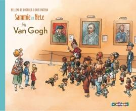 Nelleke de Boorder Sammie en Nele bij Van Gogh