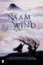 Patrick  Rothfuss De naam van de wind