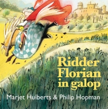 Marjet  Huiberts Ridder Florian : Ridder Florian in galop