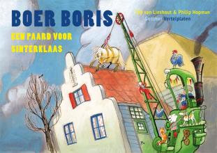 Ted van Lieshout , Boer Boris - Een paard voor Sinterklaas