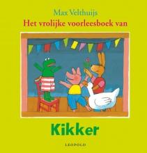 Max  Velthuijs Vrolijke voorleesboek van Kikker