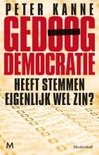 Peter  Kanne Gedoogdemocratie