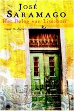 José  Saramago Het Beleg van Lissabon