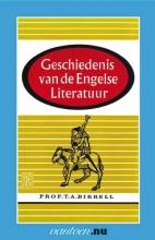 T.A. Birrell , Geschiedenis van de Engelse Literatuur