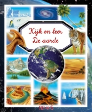 Emilie  Beaumont, Agnès  Vandewiele kijk en leer De aarde
