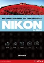 Dre de Man , Fotograferen met een professionele Nikon