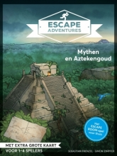 Simon Zimpfer Sebastian Frenzel, Escape adventures: Mythen en Aztekengoud