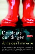 Anneloes  Timmerije Plaats der dingen - pakket 5 ex.