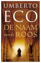 Umberto Eco , De naam van de roos