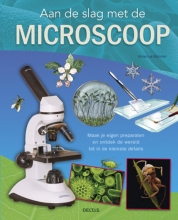 Annerose  Bommer Aan de slag met de microscoop