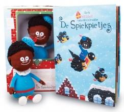 Thaïs  Vanderheyden De Spiekpietjes (boek met pop)