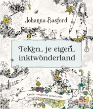 Johanna Basford , Teken je eigen inktwonderland