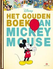 Disney , Het Gouden Boek van Mickey Mouse